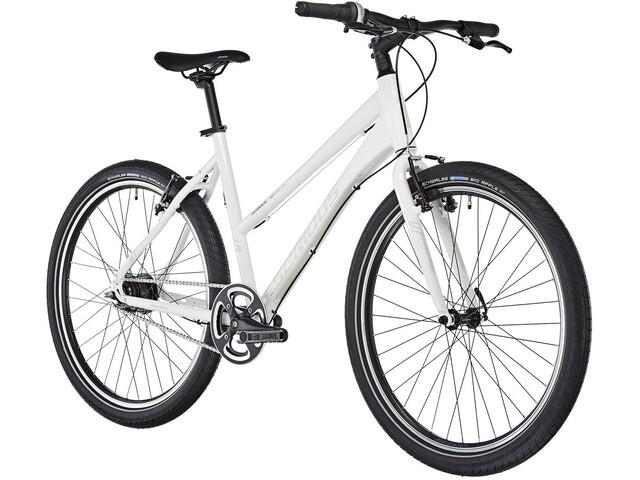 Serious Unrivaled 7 Citybike hvid | City-cykler